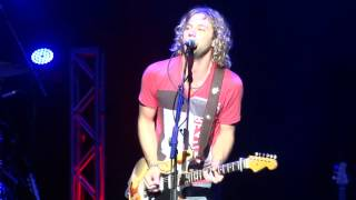 "Casey James ""Woman's Touch"" 9-11-13"