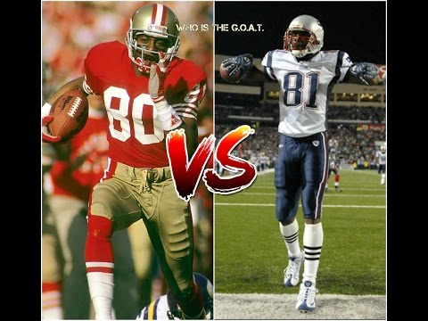 Who Was The G.O.A.T. / Jerry Rice Vs. Randy Moss Highlights