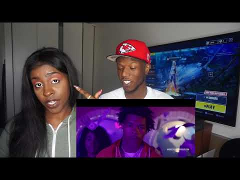 "Lil Baby ""Cash"" (Official Music Video) REACTION 