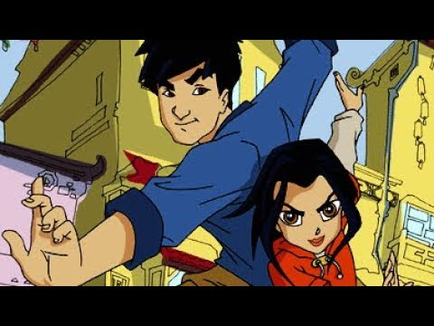 jackie chan adventures all