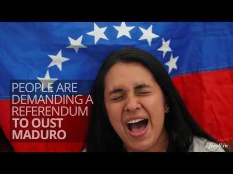 Venezuela's Crises Worsens