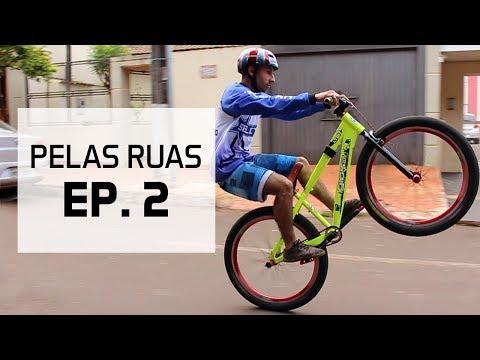 Rolê de bike em Dourados - MS | PELAS RUAS 2