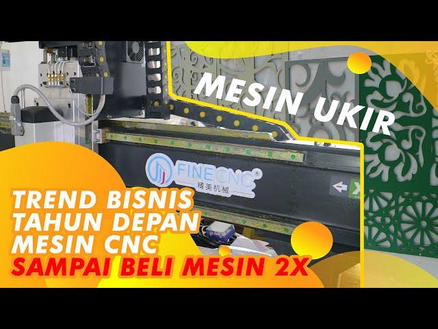 Mesin CNC, Mesin untuk Usaha Gravir yang Rekomended