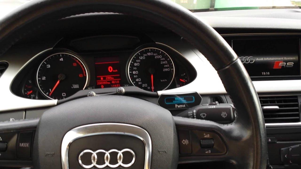 Acceso sin llave Audi A4 B8 KEYLESS - YouTube