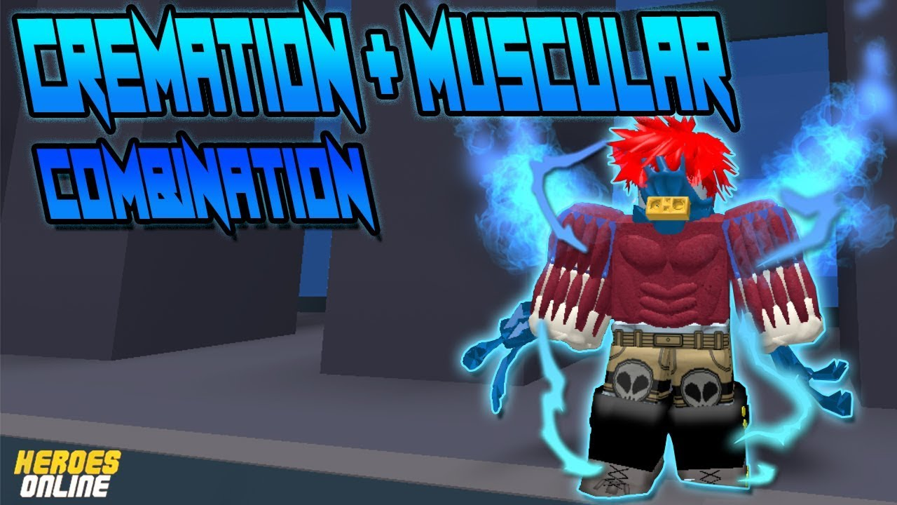 Release Boku No Roblox Remastered Muscle Augmentation Quirk New Code Cremation Muscle Augmentation Combination Quirk Showcase Heroes Online Roblox Youtube