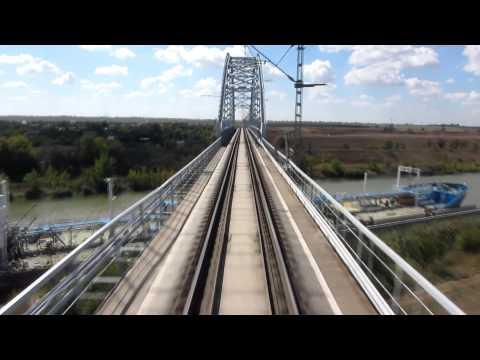 Поезд Новокузнецк - Кисловодск