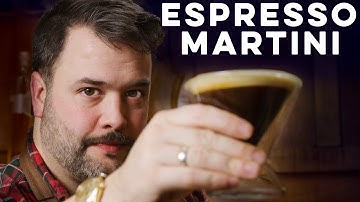 Espresso Martini made Two Ways! | How to Drink