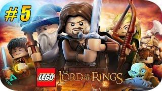 LEGO El Señor de los Anillos - Capitulo 5 - Amon Hen - 1080p HD