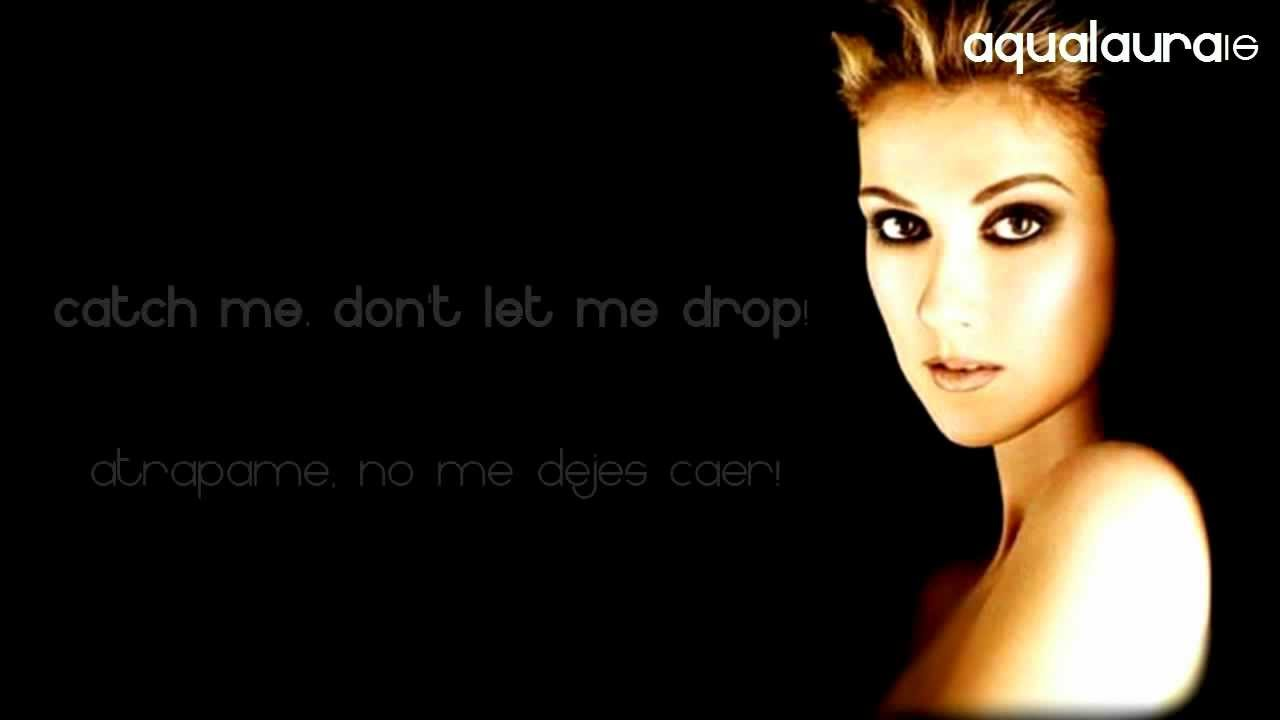 Celine Dion Falling Into You Lyrics Traducida Traduccion Youtube
