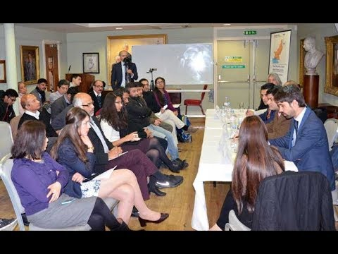 european foundation for south asian studies panel discussion on cpec