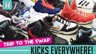 Sunday Trip to the Swap Meet: Kicks Everywhere! (eBay Finds, Haul, Sourcing)