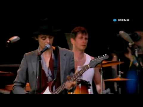 Babyshambles Perform What Katy Did Live Glastonbury
