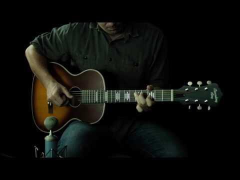 Recording King Dirty 30's Series 7 Single 0 Guitar