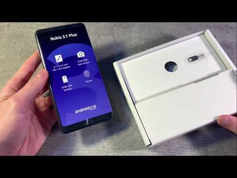 Обзор Nokia 3.1 Plus (TA-1104)