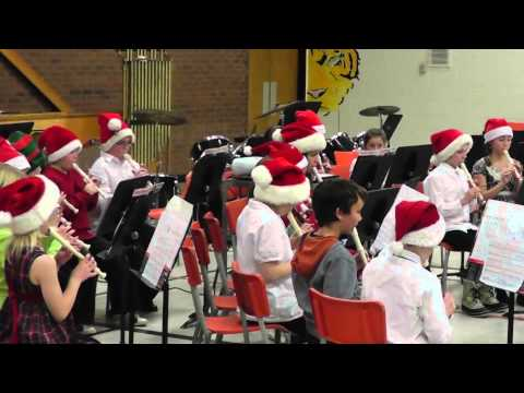 Christmas 2013 Recorder Ensemble