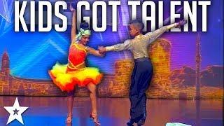 KID DANCERS on SA's Got Talent 2017 | Got Talent Global