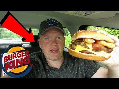 Reed Reviews Burger King Rodeo