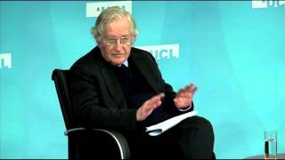 Noam Chomsky on education, social security and privatisation