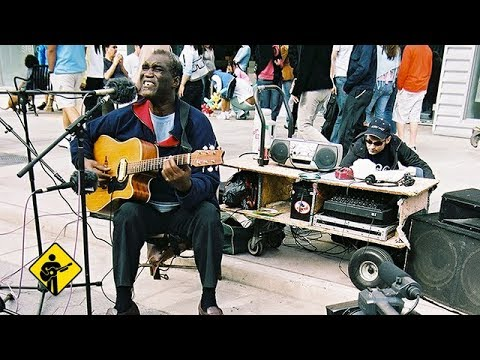 Stand By Me | Original Performance By Roger Ridley | Playing For Change | Live Outside