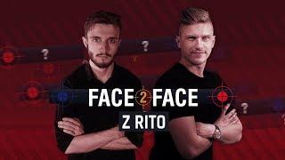 Face2Face: Szpero vs Rito Esports - kto przegra zakład? | 1on1 aim map