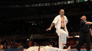 【新極真会】第10回全世界空手道選手権大会 男子準決勝 2 SHINKYOKUSHIN...