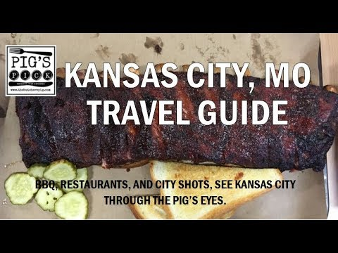 KANSAS CITY Culinary travel guide PIGS PICK 2018