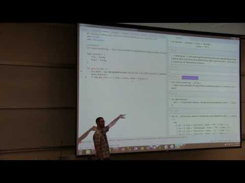 Reid Evans: Getting Started with Functional Programming in Fsharp - λC 2016