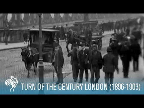Early English Traffic Scenes (1896-1903)