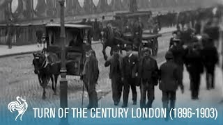 Early English Traffic: Turn of the Century London (1896-1903) | British Pathé