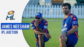 Zak and Mahela's thoughts on Jimmy Neesham | नीशम पर विचार | IPL Auction 2021