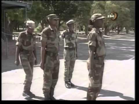 Army training bisex part2 km - 3 4