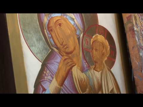 Iconography Tutorial: Theotokos Paramythia Part 3: The Faces