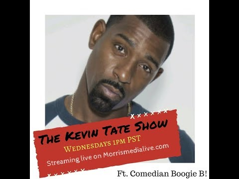 The Kevin Tate  ft. Boogie B