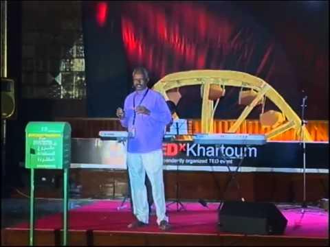 صندوق المفقودات- عمر إمام -TEDxKhartoum