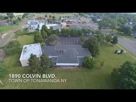 Commercial Real Estate Listing Drone Video