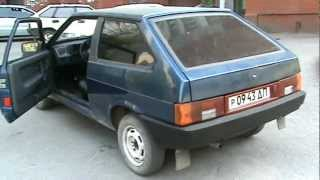 ВАЗ 2108. Восьмёрка 1985 года