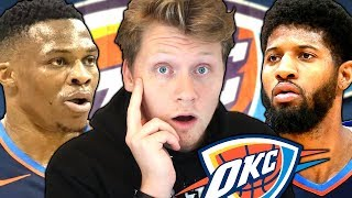 OKLAHOMA CITY THUNDER REBUILD! NBA 2K19