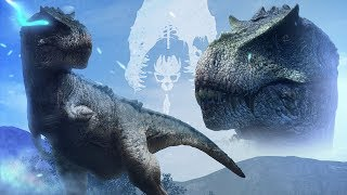 The Isle - New Allo Killing Dino CONFIRMED?! -Skin System & Customisation! - Gameplay