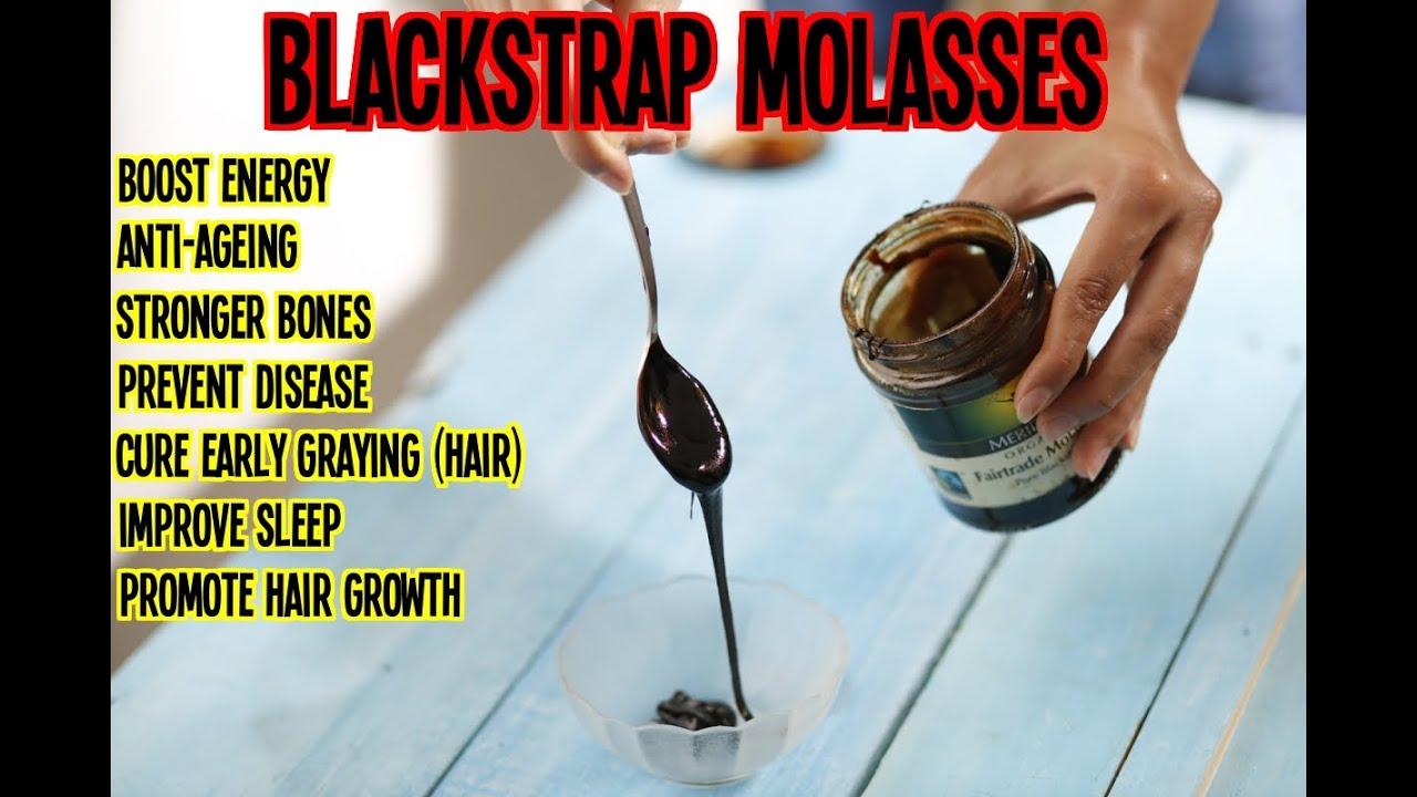 Blackstrap Molasses Benefits Amp Uses The Beauty Reel