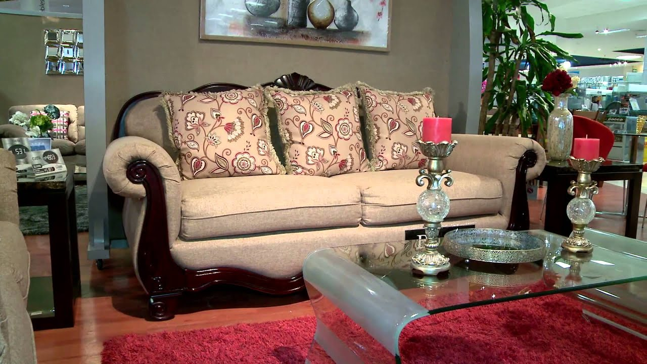Muebles victorianos nuestro hogar tv youtube - Mesas de salon clasicas ...