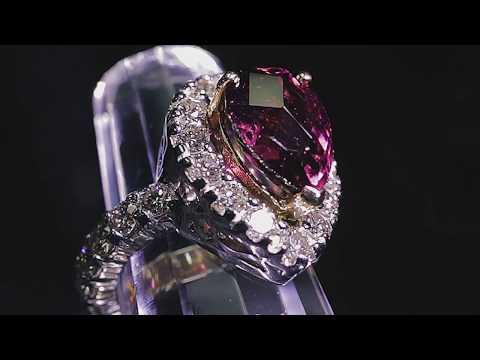 Красивые украшения с бриллиантами!