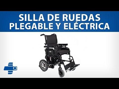 Ruedas Plegable 1800 Silla Eléctrica563 De LjS54Rqc3A
