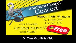 On Time God-Talley Trio