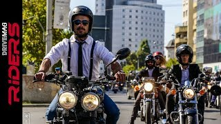 Distinguished Gentleman's Ride 2017 - Bucharest (DGR)
