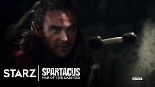 Spartacus | War of the Damned Episode 6 Preview | STARZ