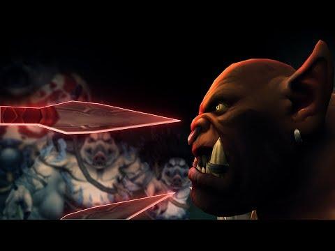 How Baine Saved Garrosh's Life - World of Warcraft