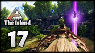 ARK CRYOFRIDGE, ALPHA REX & TRULY INSANE XP! | ARK Survival Evolved (The Island)