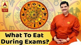 GuruJi With Pawan Sinha: What To Eat During Exams? | ABP News
