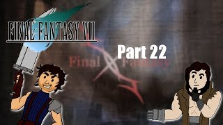 Climbing Our Way To The Top | Final Fantasy VII Part 22