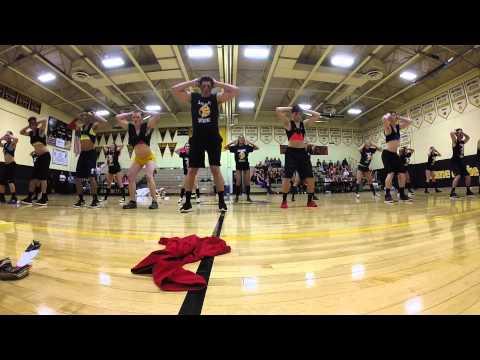SJV BOTC Senior dance